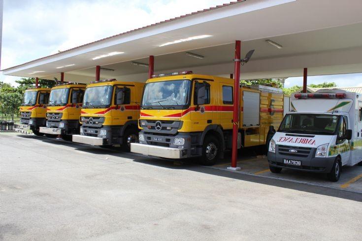 BSP Fire and ER new appliances