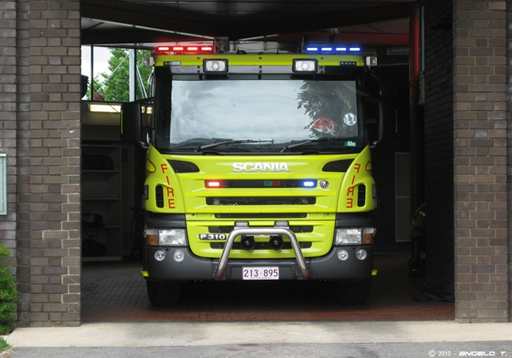 Scania P310, ACTFB Bravo 3 - Canberra Australia