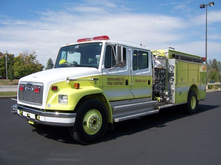 Jessamine Co. FPD, KY Engine 6