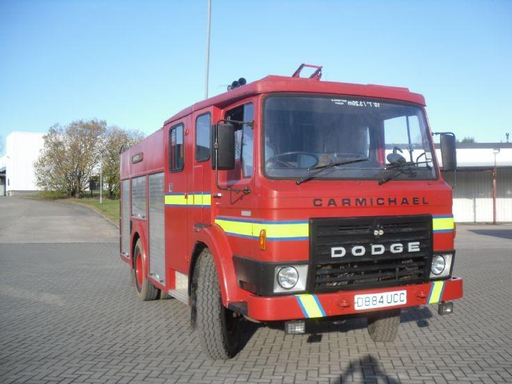 Ex Gwynedd Dodge.