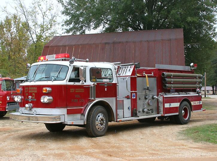 New Edinburg, Arkansas E-1.