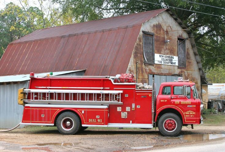 New Edinburg, Arkansas E-37