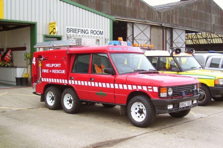 Shoreham Airport Fire 4.