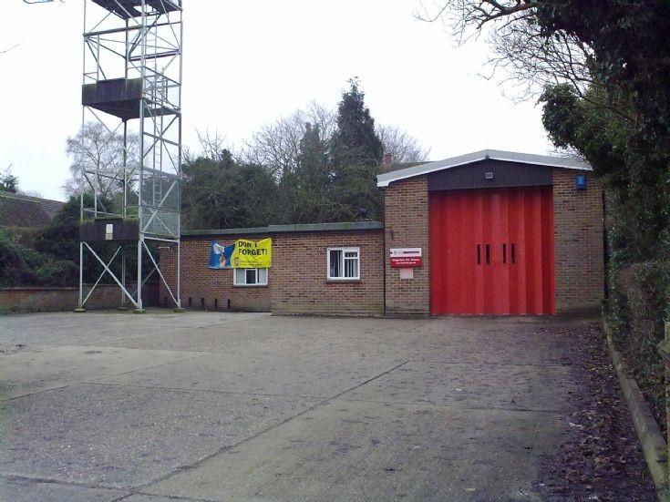 Kingsclere Fire Station