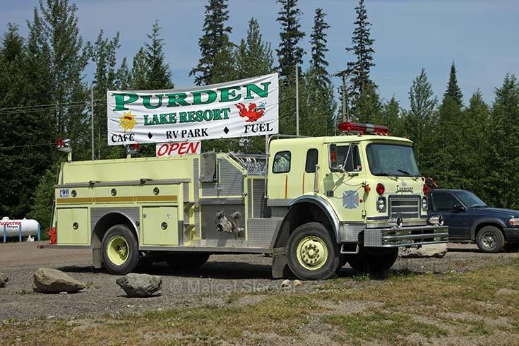 Unknown Superior Engine Purden Lake Resort