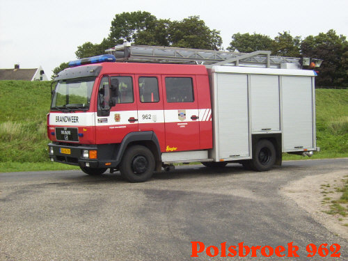 Brandweer Polsbroek 962