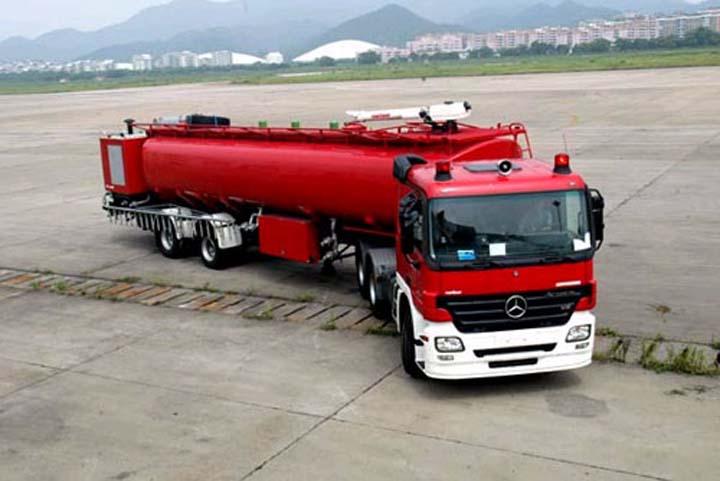 Baiyun airport bulk FoT