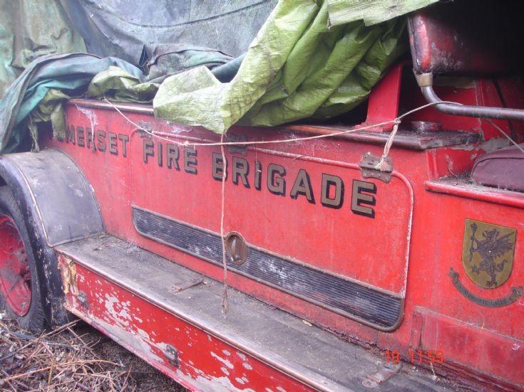 Former Somerset Leyland Cub