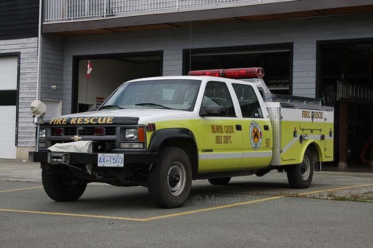 Rescue 50 Beaver Creek VFD chevrolet