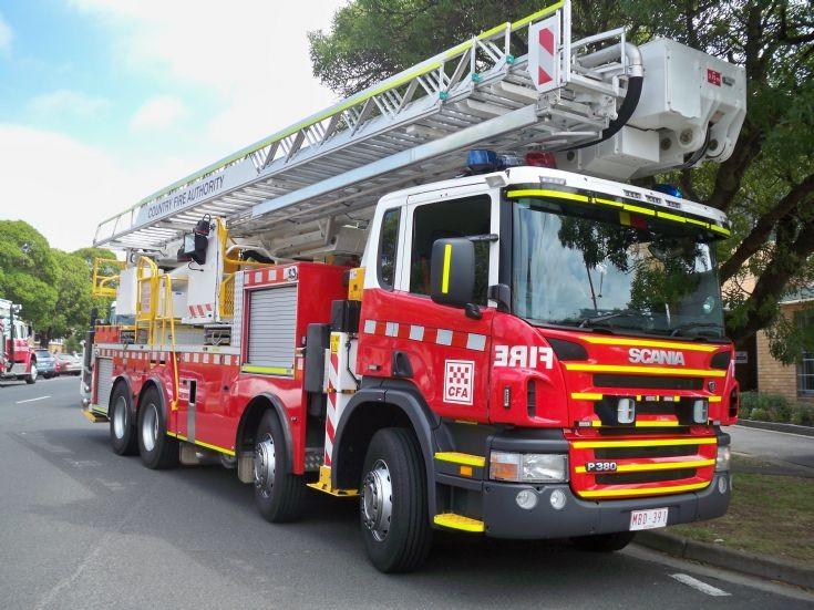 Scania Platform - Geelong City