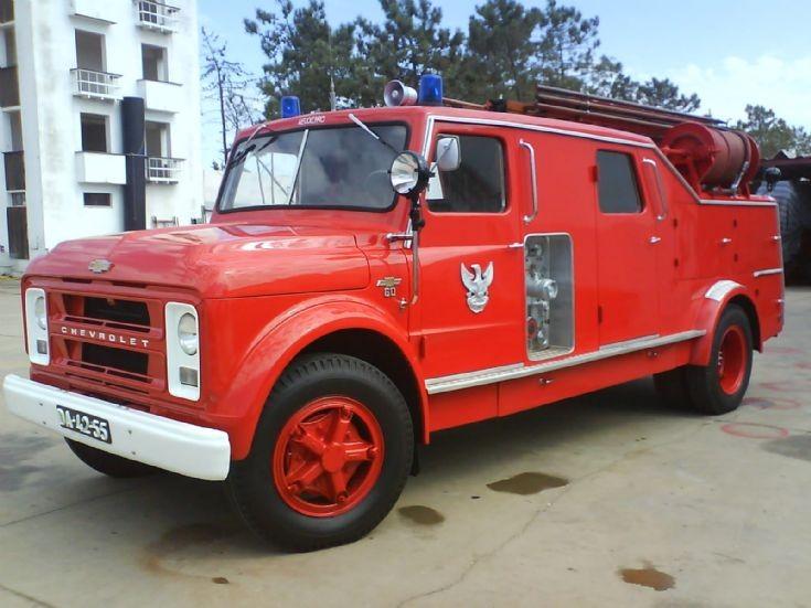Museum truck Chevrolet