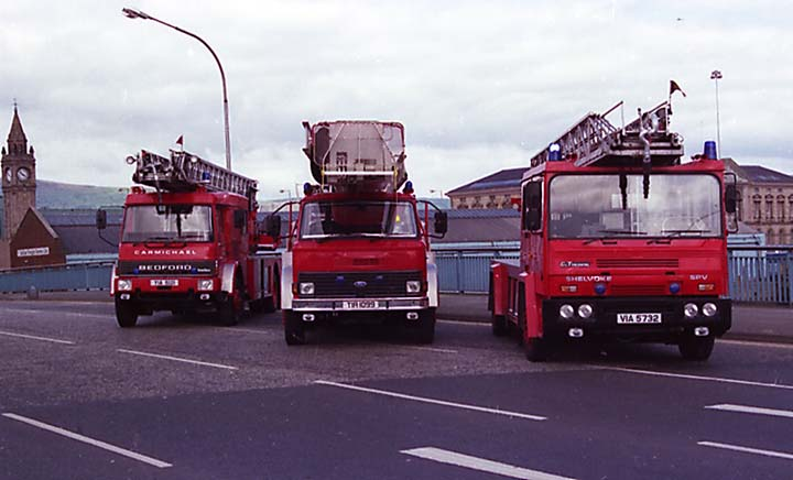 Fire Engines Photos