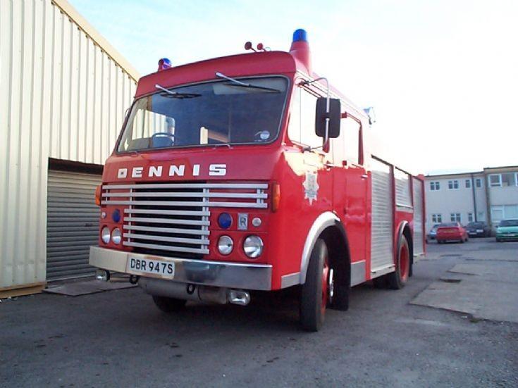 DBR 947S Ex Durham Dennis