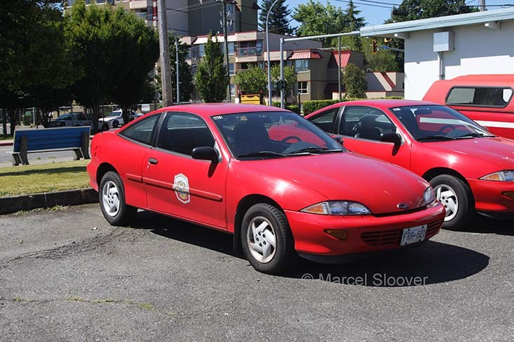 Nanaimo Fire Dept Chevrolet