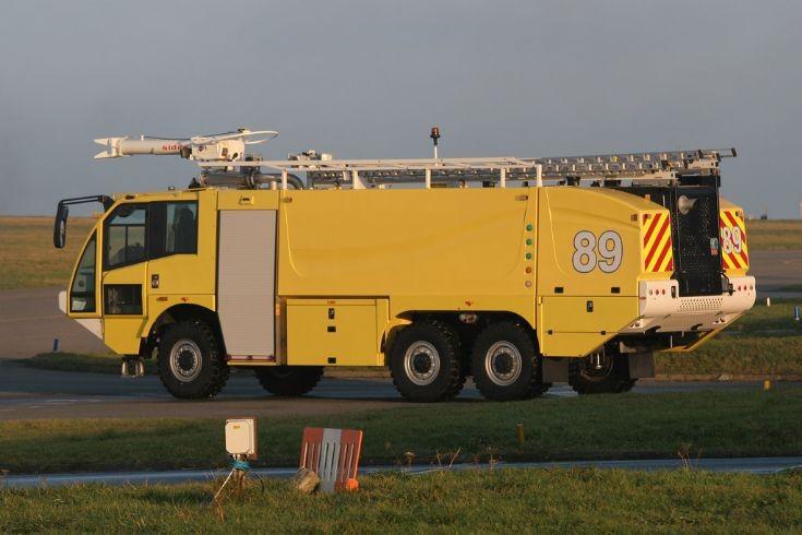 Fire 89 sides crash tender