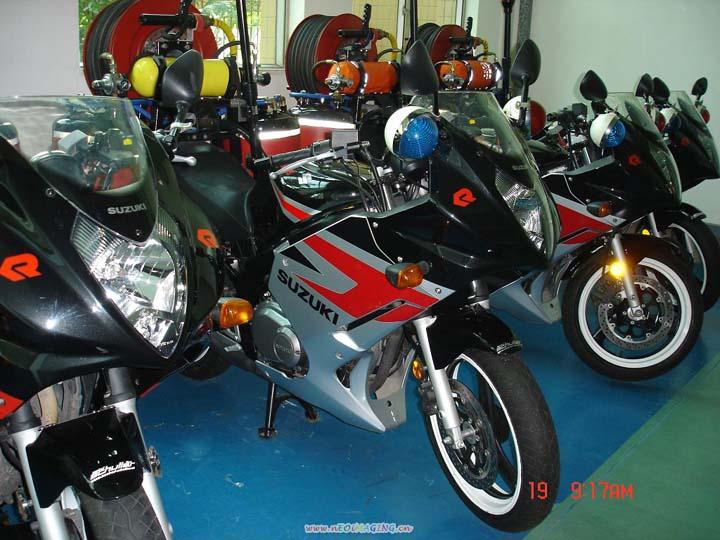 Polycafs Bike