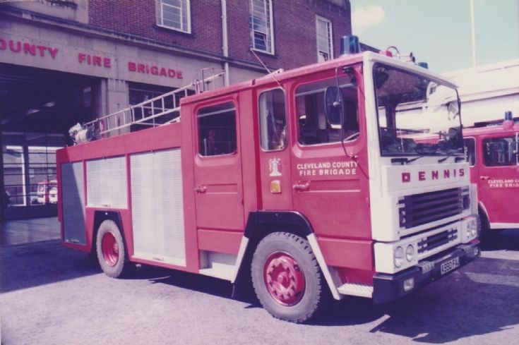 Cleveland County Dennis SS - Middlesbrough