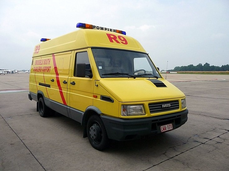 Iveco Brussles South/Charleroi Airport