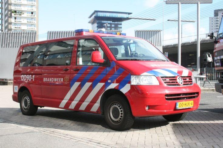 Volkswagen T5 Rotterdam Rijnmond