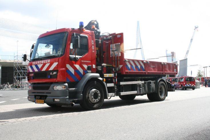 KR 40-1 DAF Prime mover Rotterdam