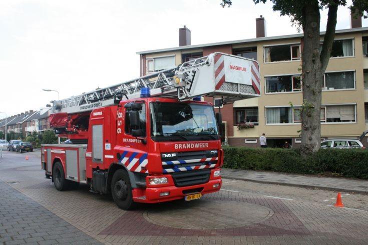 DAF Magirus Ladder brandweer Gouda