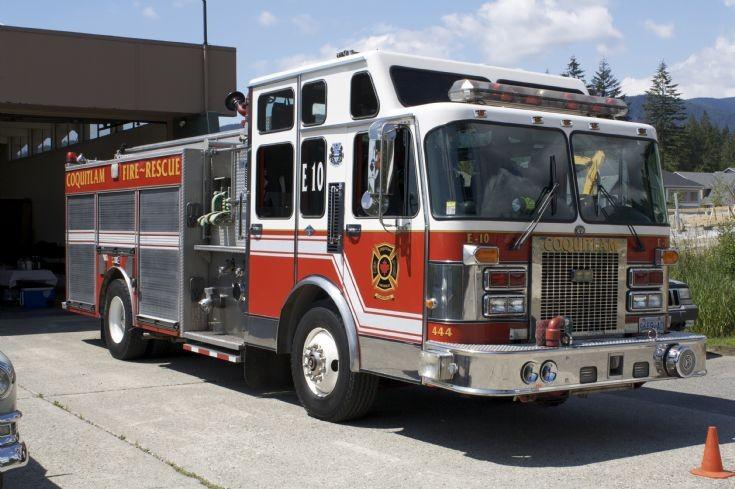 City of Coquitlam Engine 10