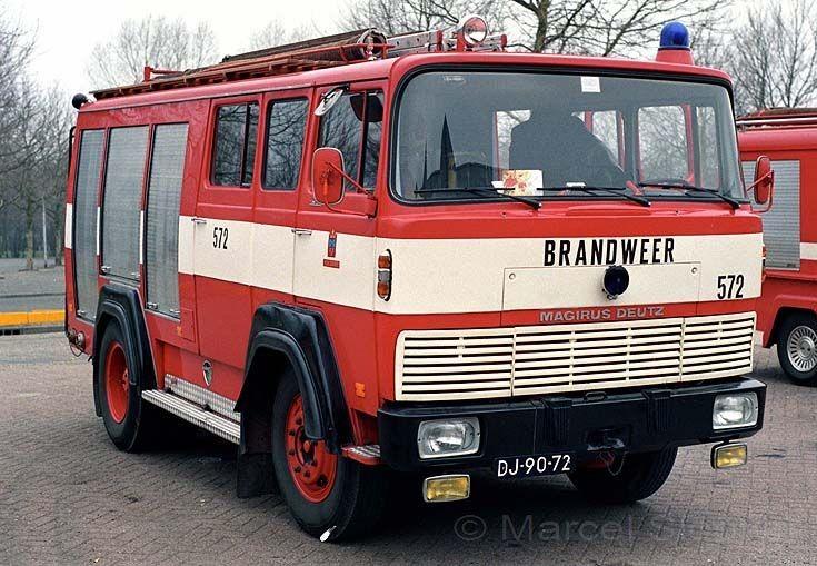 Brandweer Abcoude Magirus Deutz 572