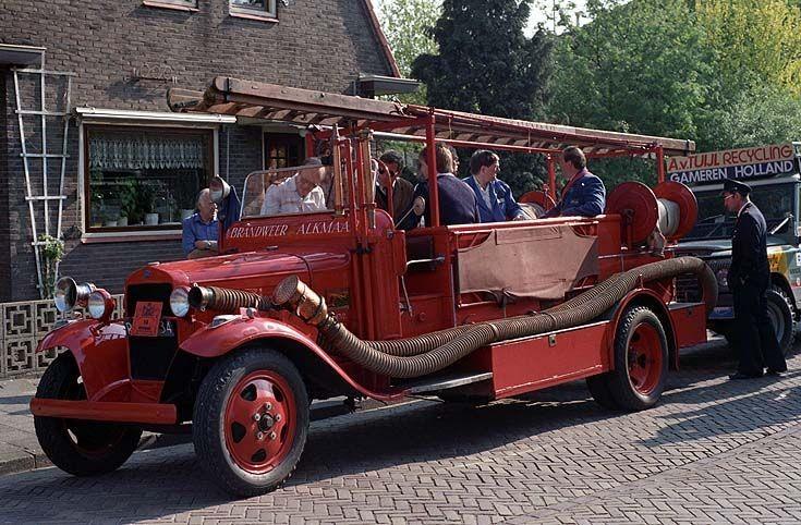 Brandweer Alkmaar Ford AA