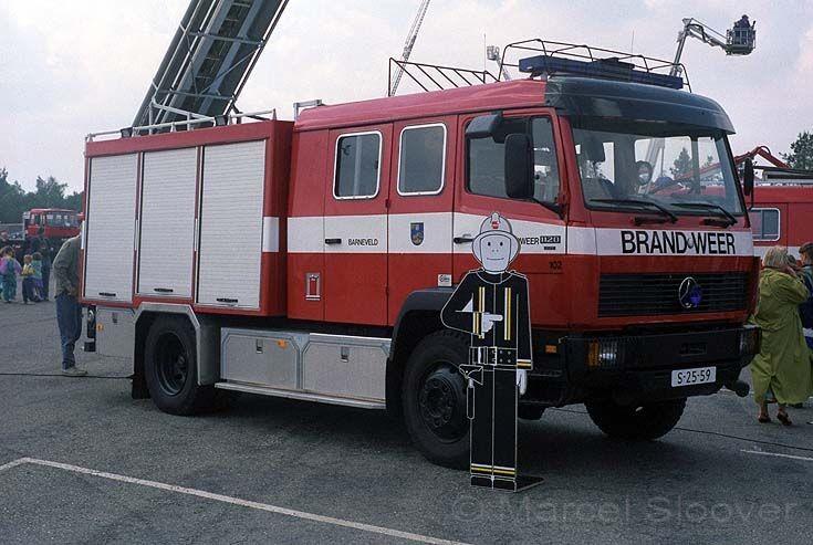 Brandweer Barneveld Mercedes 1120