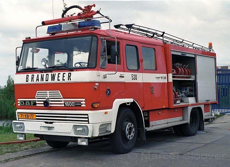 Brandweer Bedum DAF FF1600