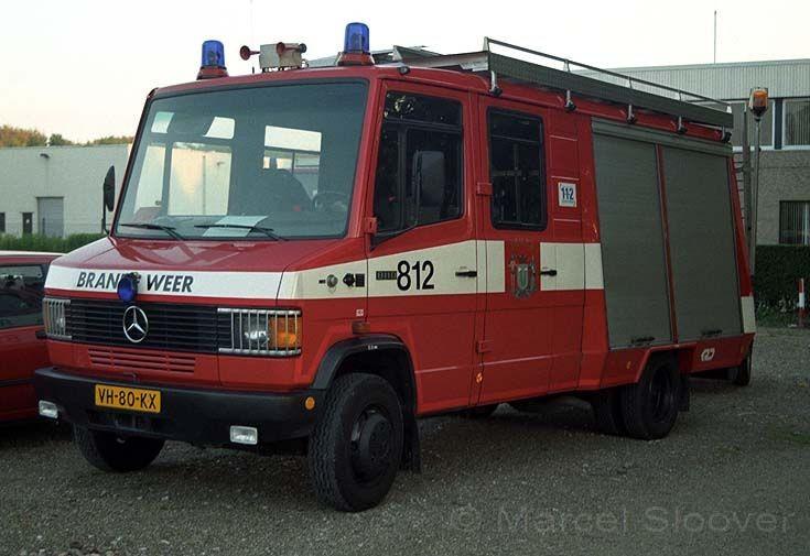 Brandweer Beilen Mercedes Benz
