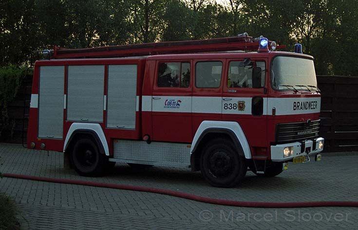 Brandweer Bleiswijk Magirus Deutz