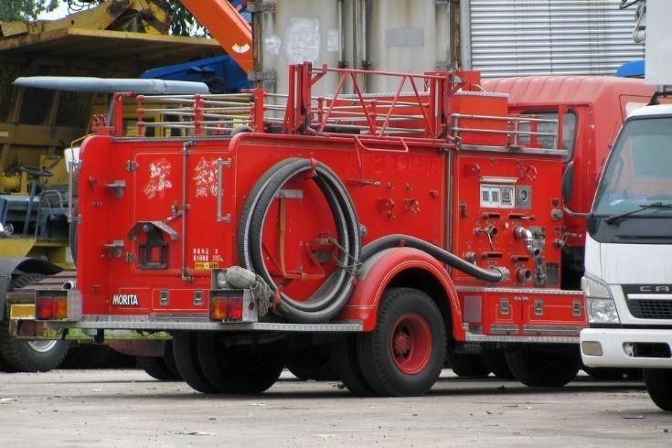 Morita Pump/Tanker