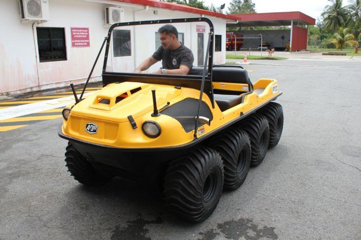 Argo Cat buggy