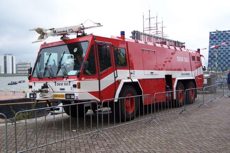 Kronenburg MAC-11 Dutch Navy
