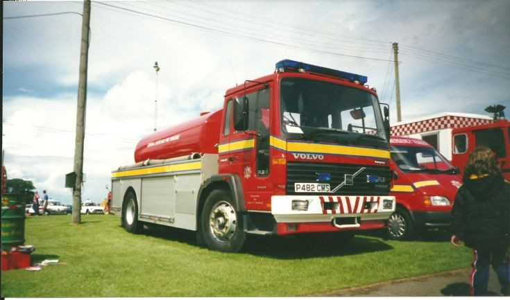 fire engines  central scotland pcms