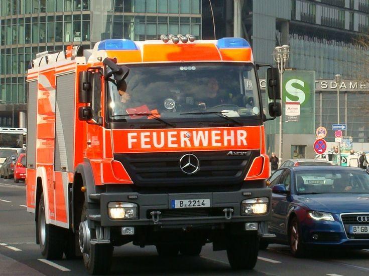 Mercedes Axor Berlin FD B2214