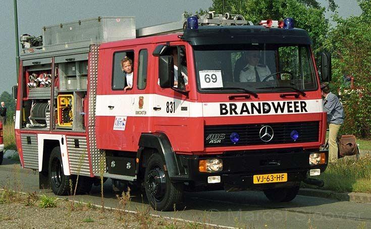 Brandweer Bunschoten Mercedes Ecoliner