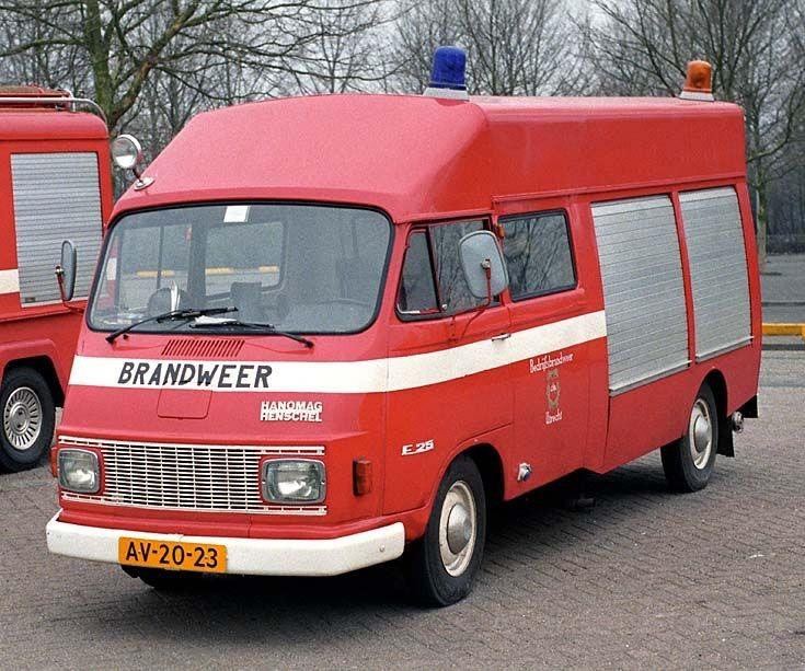 Bedrijfsbrandweer C.A.B. Hanomag Henschel