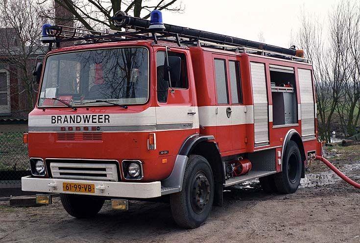 Bedrijfsbrandweer Chemco Soest Dodge