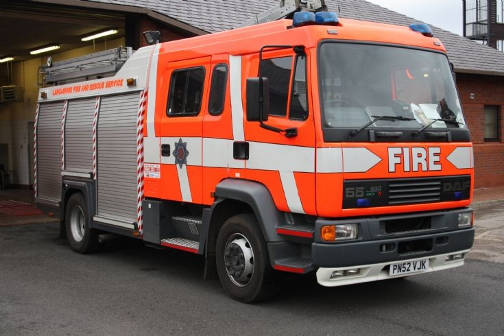 DAF 55-130 TDi/TVAC Plastisol PL