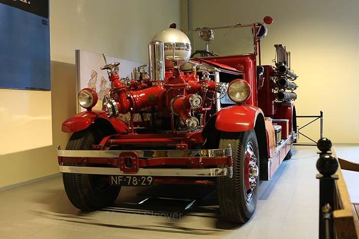 Ahrens-Fox Louwman Museum