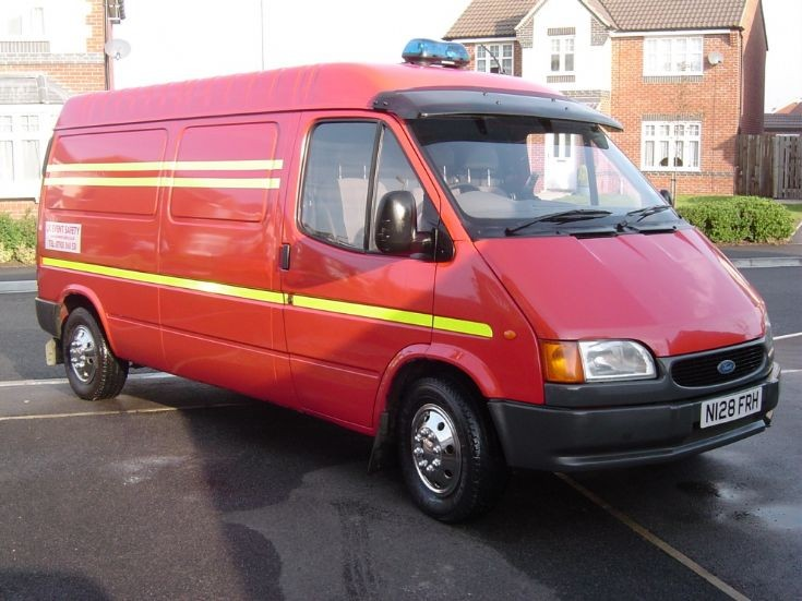 UK Event Safety - Ford Transit