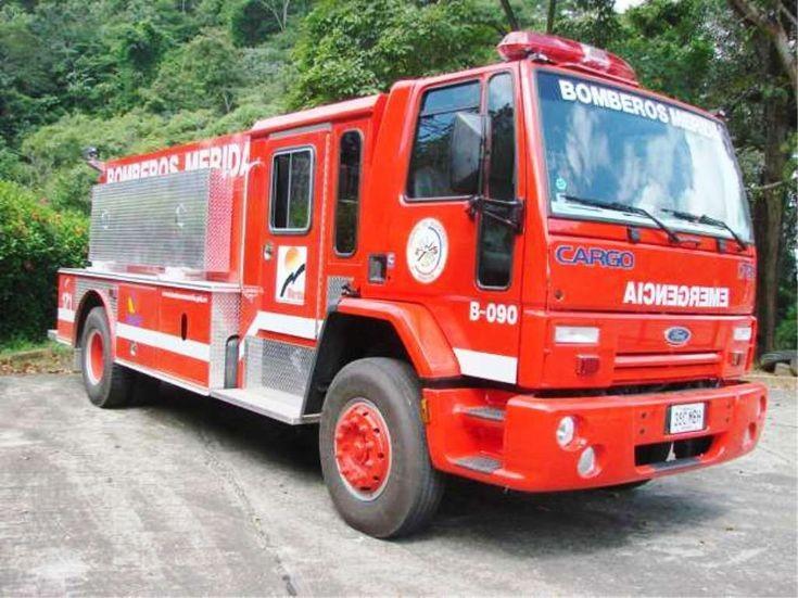 Fire Brigade Merida /Venezuela