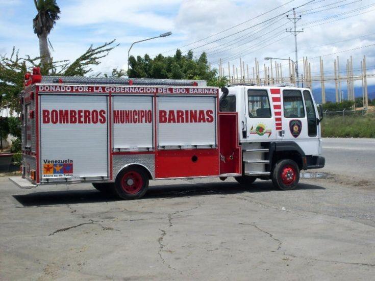 Municipal Fire Brigade, Barinas, Venezuela