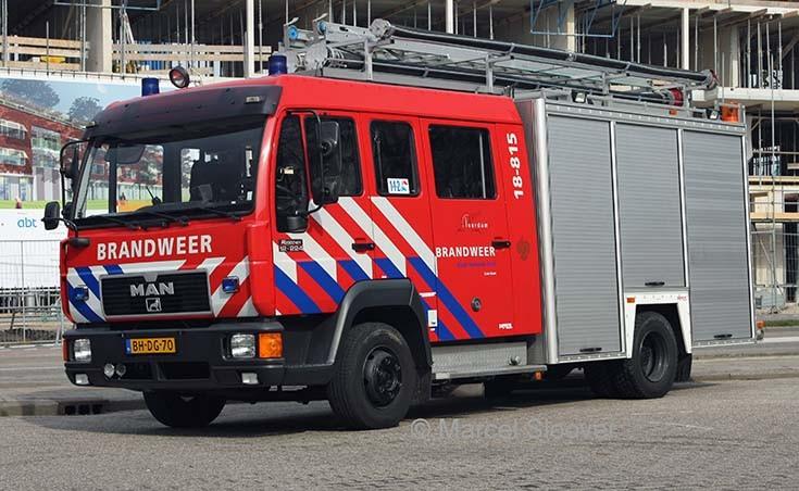 Brandweer Leerdam MAN 18-815