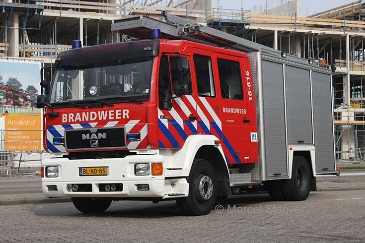 Brandweer Leerdam MAN 18-816