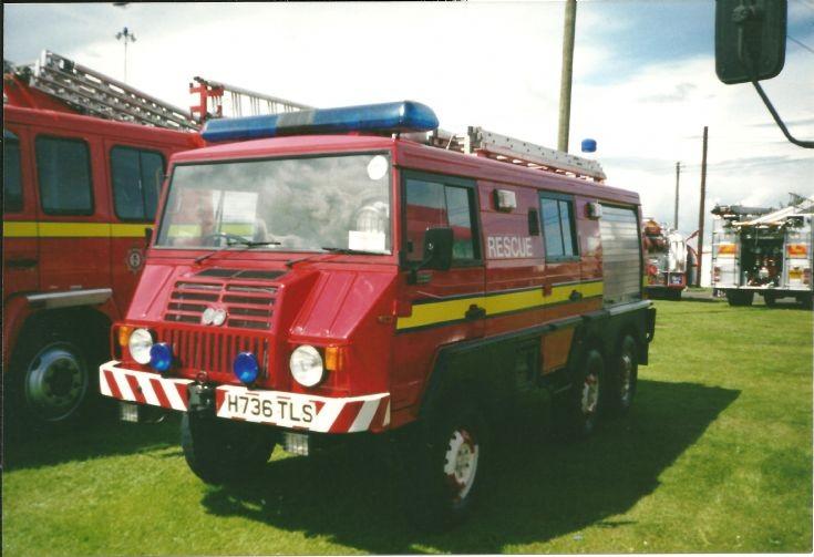 BP Grangemouth H736TLS