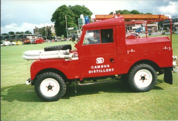 Land Rover SFO673