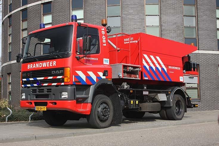 Brandweer Gorinchem DAF HA 18-081